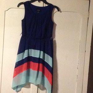In girl dress